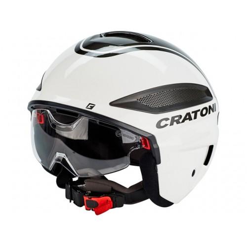 Cratoni Vigor-helm speed pedelec - ECE-R 22.05 - NTA8776 e-bike - wit